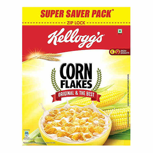 Kellogg's Corn Flakes Original : 875 gms