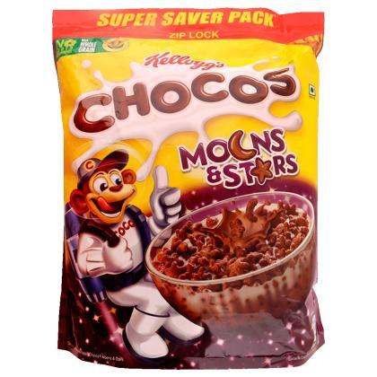 Kellogg's Moons & Stars Chocos Cereal 1.2 kg