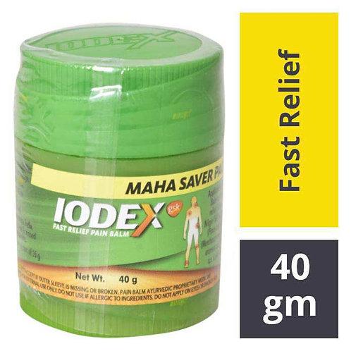 Iodex Multi-Purpose Pain Relief Balm : 40 gms