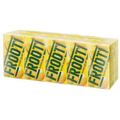 Frooti Slim 160 ml (Pack of 10)