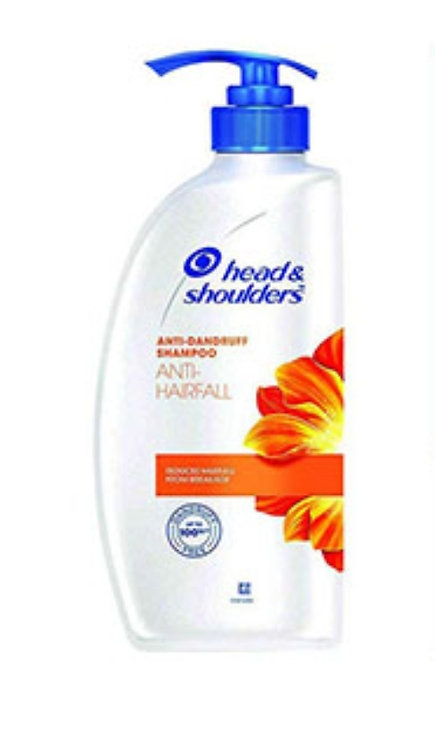 Head & Shoulders Anti-Hairfall  Shampoo : 650ml