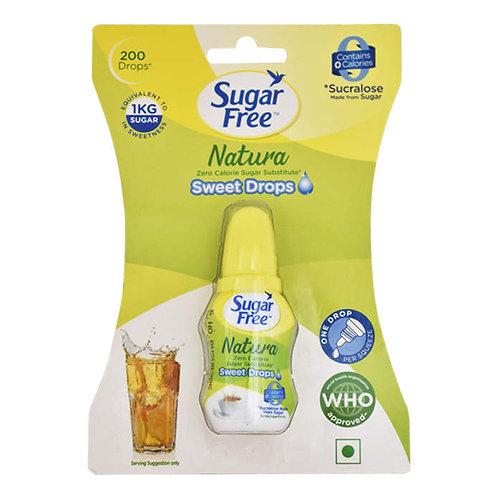 Sugar Free Natura Sweet Drops : 200 Drops