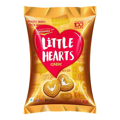 Britannia Little Hearts Classic : 75 gms