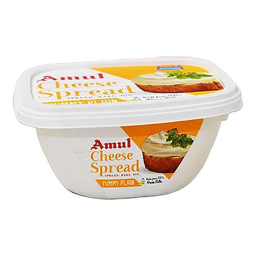 Amul Cheese Spread Plain : 200 gms