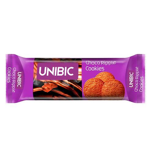 Unibic Choco Ripple Cookies : 100 gms