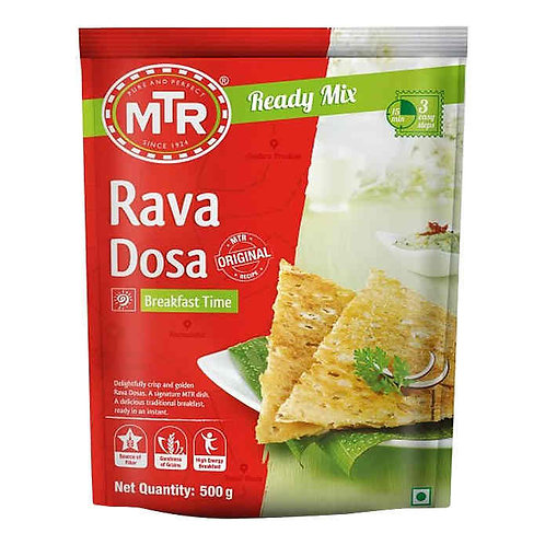 MTR Rava Dosa Mix : 500 gms