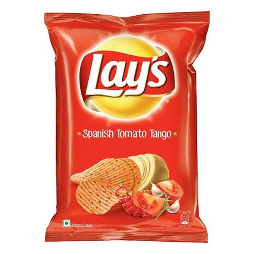 Lay's Spanish Tomato Tango Chips : 90 gms
