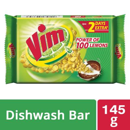 Vim Dishwash Bar 145 g