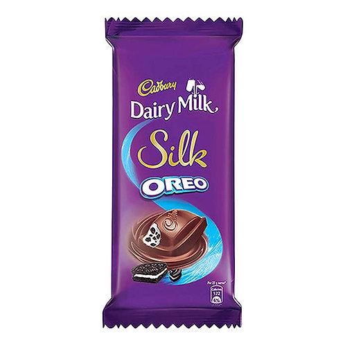 Cadbury Dairy Milk Silk Oreo Chocolate : 130 gms