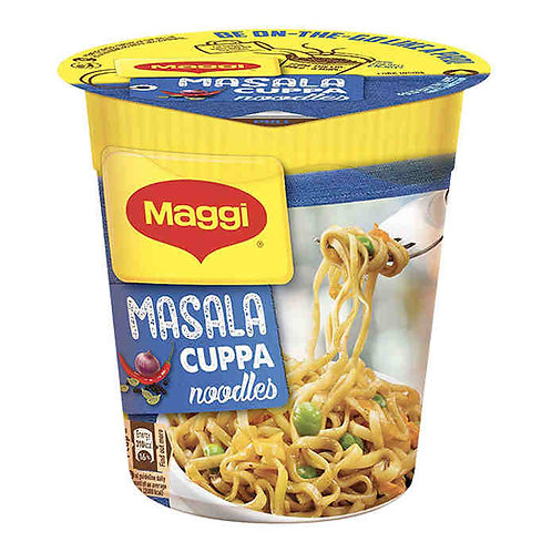Maggi Masala Cuppa Noodles : 70 gms