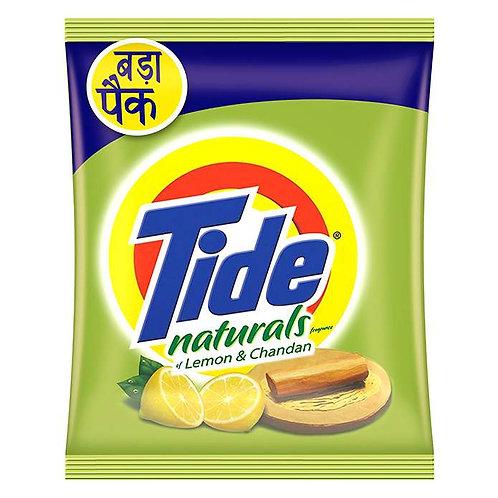 Tide Naturals Detergent Powder Lemon & Chandan : 800 gms