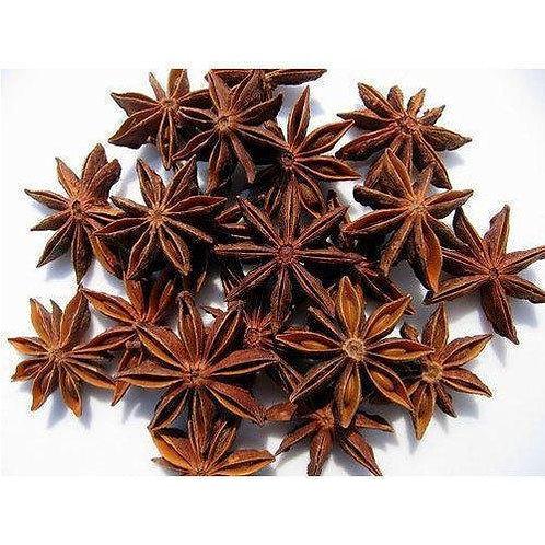 Star Anise (Badiyan) : 100 gms
