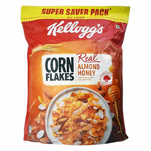 Kellogg's Corn Flakes with Real Almond & Honey : 1 kg