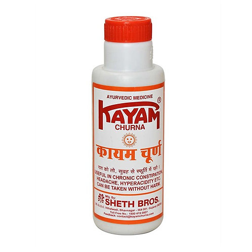 Kayam Churna : 100 gms