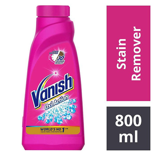 Vanish Liquid Stain Remover : 800 ml