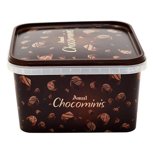 Amul Chocominis Chocolate Box : 250 gms