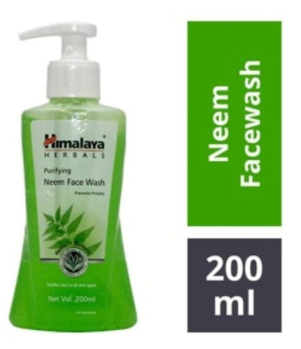 Himaliya Purifying Neem Face Wash 200 ml