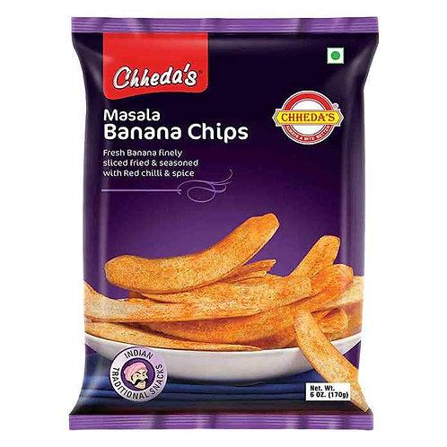 Chheda's Long Masala Banana Chips : 170 gm