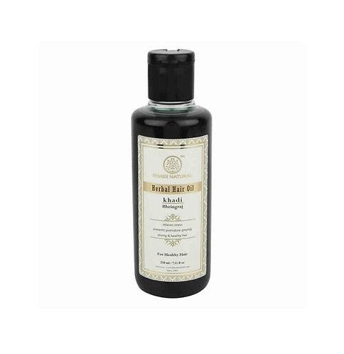 Khadi Natural Bhringraj Hair Oil : 210 ml