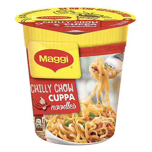 Maggi Chilly Chow Cuppa Noodles : 70 gms