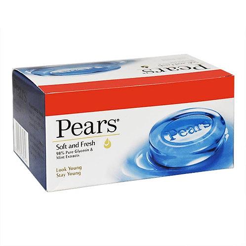 Pears Soft & Fresh Soap Bar : 3x125 gms