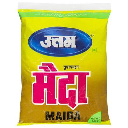 Uttam Superfine Maida 500 g