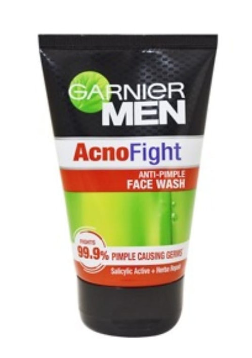 Garnier Man Achno-Fight 6 in 1 Anti-Pimple Face wash 100mg