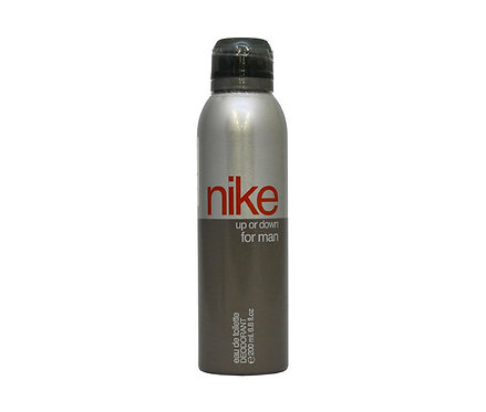Nike Up or Down Deodrant For Men : 200ml
