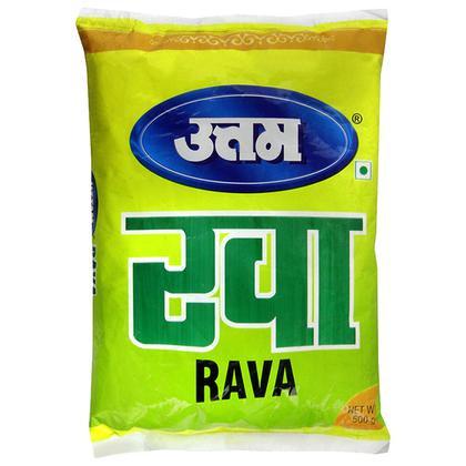 Uttam Fine Rawa / Sooji 500 g