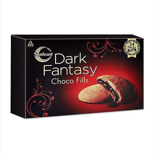 Sunfeast Dark Fantasy Choco Fills Cookies : 300 gms