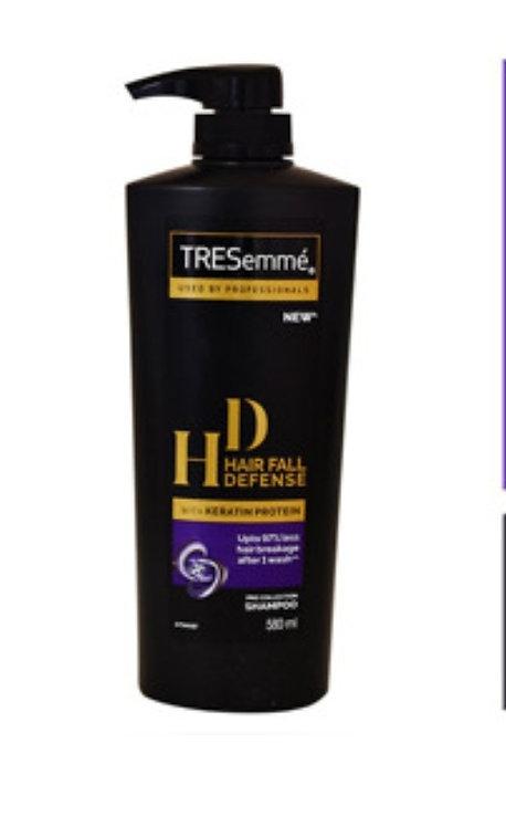 TRESemme Hair Fall Defence Shampoo: 580ml