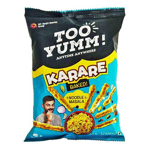 Too Yumm Karare Noodle Masala : 75 gms