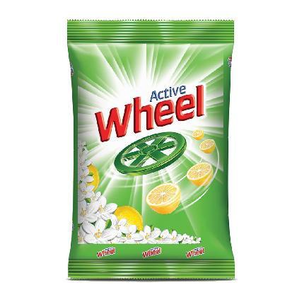 Active Wheel Lemon & Jasmine Detergent Powder 2 kg