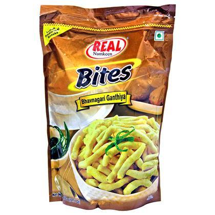Real Bites Bhavnagari Ganthiya 400 g