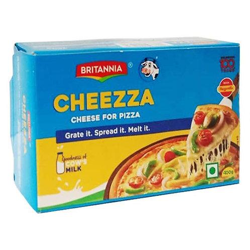 Britannia Cheeza Pizza Cheese : 400 gms