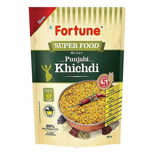 Fortune Superfood Punjabi Khichdi : 200 gms