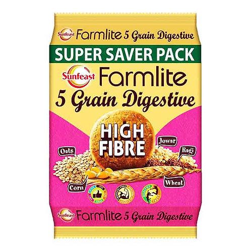 Sunfeast Farmlite 5 Grain Digestive Biscuit : 1 kg