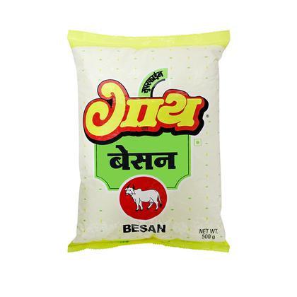 Gaay Chhap Besan 500 g
