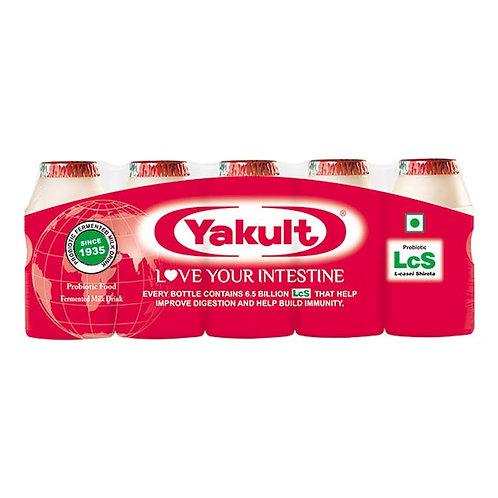 Yakult Probiotic Health Drink : 5x65 ml