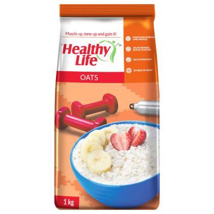 Healthy Life Oats 1 kg