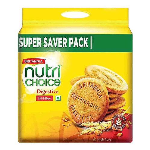 Britannia NutriChoice Digestive Hi-Fibre Biscuits : 1 kg