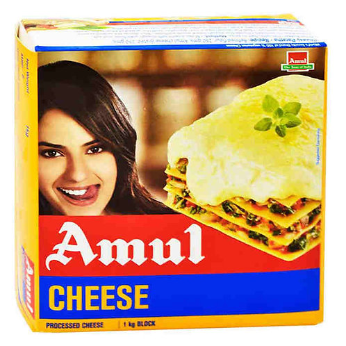 Amul Processed Cheese : 1 kg