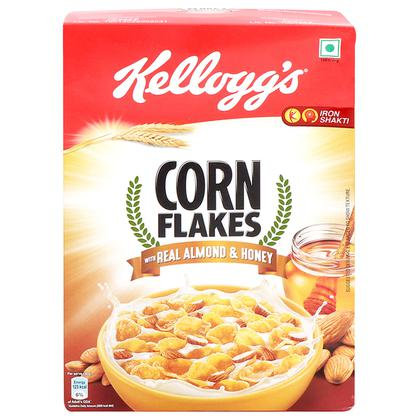 Kellogg's Corn Flakes With Real Almond & Honey 300 g