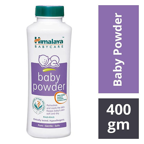 Himalaya Baby Powder : 400 gms