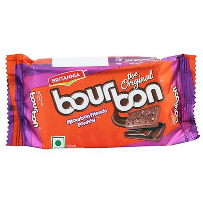 Britannia Bourbon Original Biscuits 60 g