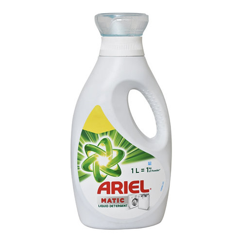 Ariel Matic Liquid Detergent : 1 Litre