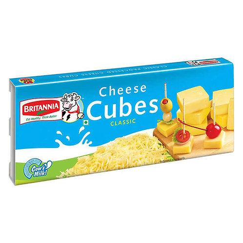 Britannia Cheese Cubes : 200 gms