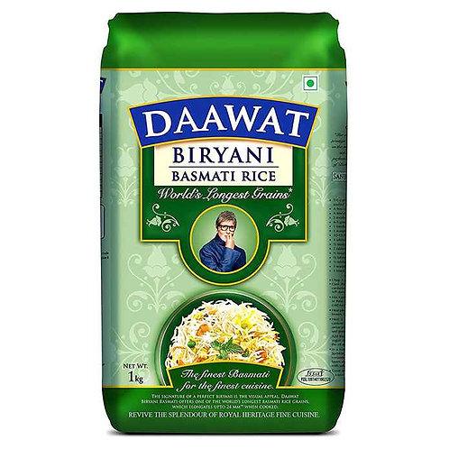 Daawat Biryani Basmati Rice : 1 kg