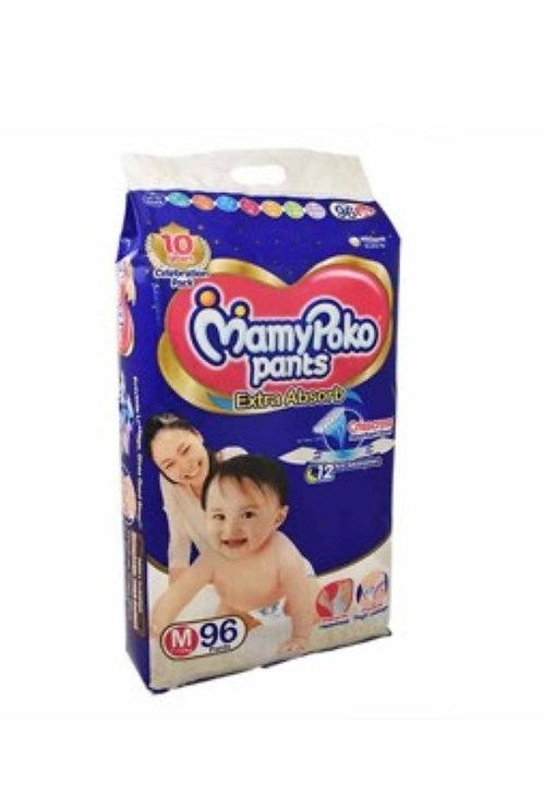 Mamy Poko Pants Extra Absorb - Medium : 96 U