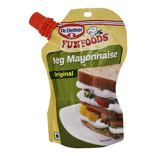 Del Monte Eggless Mayo Pouch : 900 gms